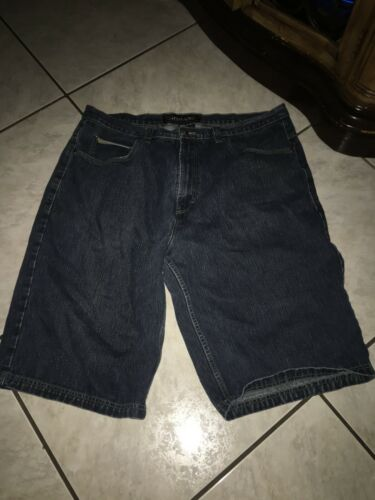 Outkast Dead Stock Mens Denim Shorts Sz 42 Vintage