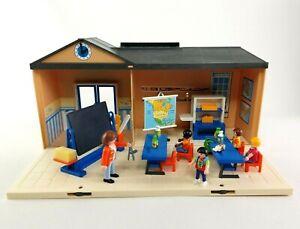 Playmobil Take Along School Play Set 5941 Teacher Children ...