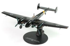 ATLAS-1-72-WWII-LUFTWAFFE-MESSERSCHMITT-BF110-E-2-NIGHT-FIGHTER-SCHNAUFER-1942