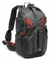 Manfrotto Pro Light Backpack 3n1-26 For Dslr/csc/c100. U.s. Authorized Dealer