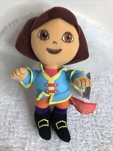 Dora The Explorer Peluche Giocattolo morbido Figura FILM TV Donna Nickelodeon Gosh doll