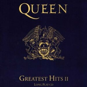 Queen-Greatest-Hits-II-CD-NEW