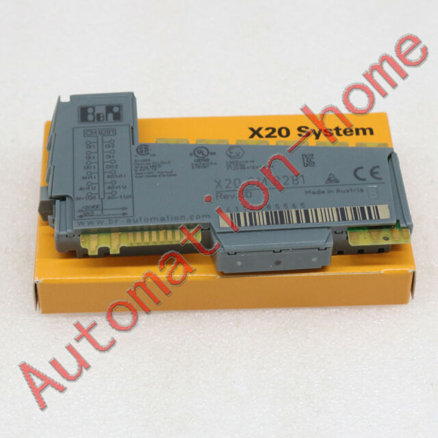 One NEW For B&R X20CM8281 module X20 CM 8281 In Box ship 16 weeks later
