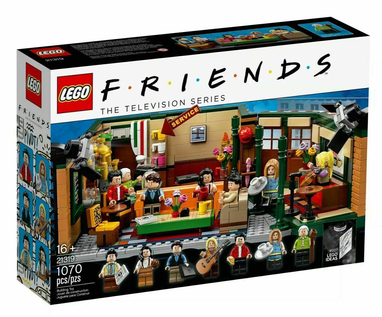 Nuevo Lego Friends Central Perk ideas Set 21319 Nuevo Agotado