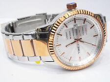 TIMEX Classy Analog Copper-Steel Formal Chain Watch for Mens TWEG15103