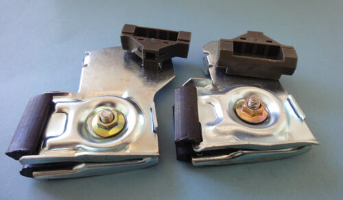 LUPO ELECTRIC WINDOW LIFTER REPAIR FRONT RIGHT OSF FULL METAL SET CLIPS