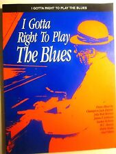 I Gotta Right To Play The Blues by Dupree, Morton, Johnson, Roberts,Handy (1991)