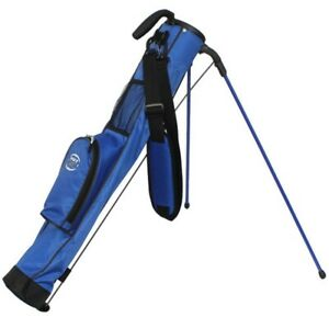 Hot-Z-1-0-Stand-Bag-BLUE-Golf-Bag