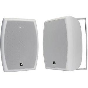 Dayton-Audio-IO655W-6-1-2-034-2-Way-Indoor-Outdoor-Lautsprecher-Paar