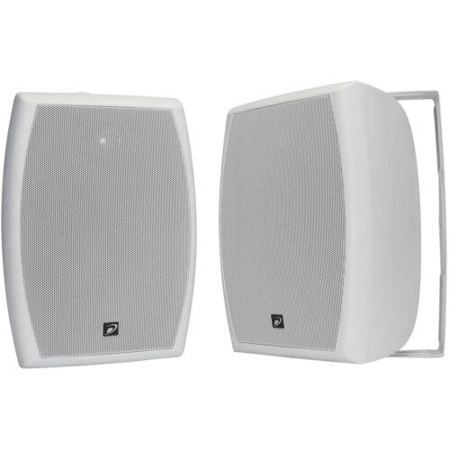 """Dayton Audio IO655W 6-1//2/"""" 2-Way Indoor//Outdoor Speaker Pair"""