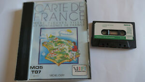 jeu mo5 to7 70 carte de france vifi international ebay ebay