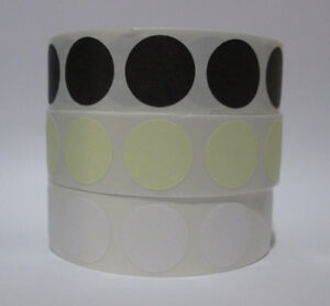 3-4-Self-Adhesive-Target-Pasters-stickers-1000-pasters-per-roll-roll-ony