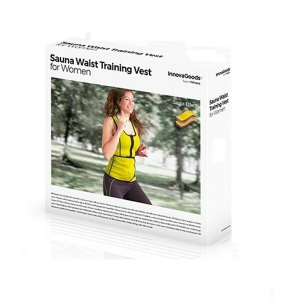 Innova Sport Fitness Sauna Slimming Vest - Effective Way To Improve Your Figure