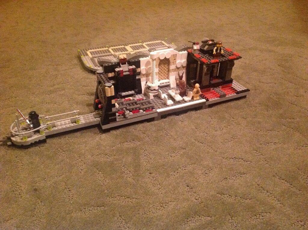LEGO stjärnornas krig Cloud City (10123)