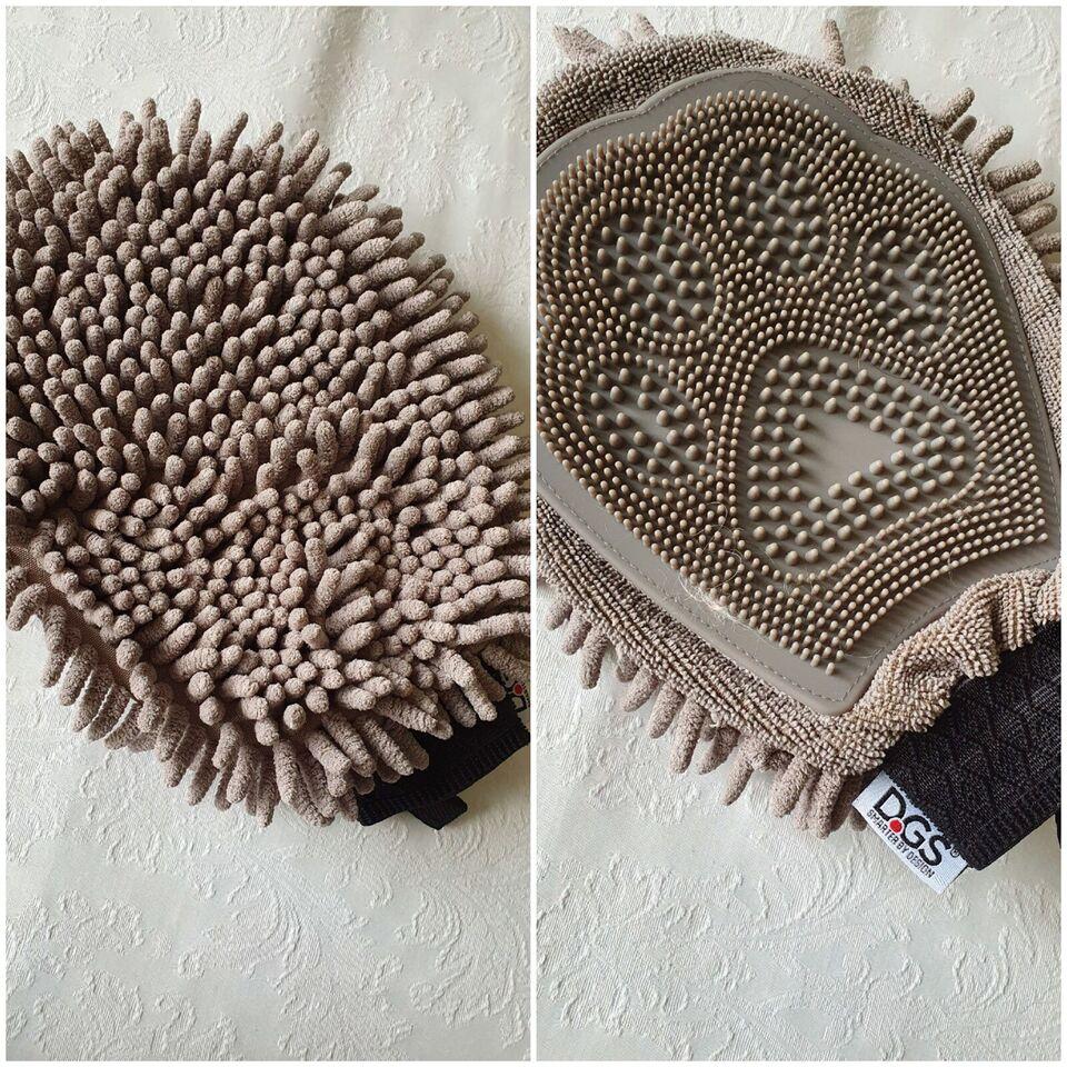 Andet, DGS Dirty Microfiber Handske