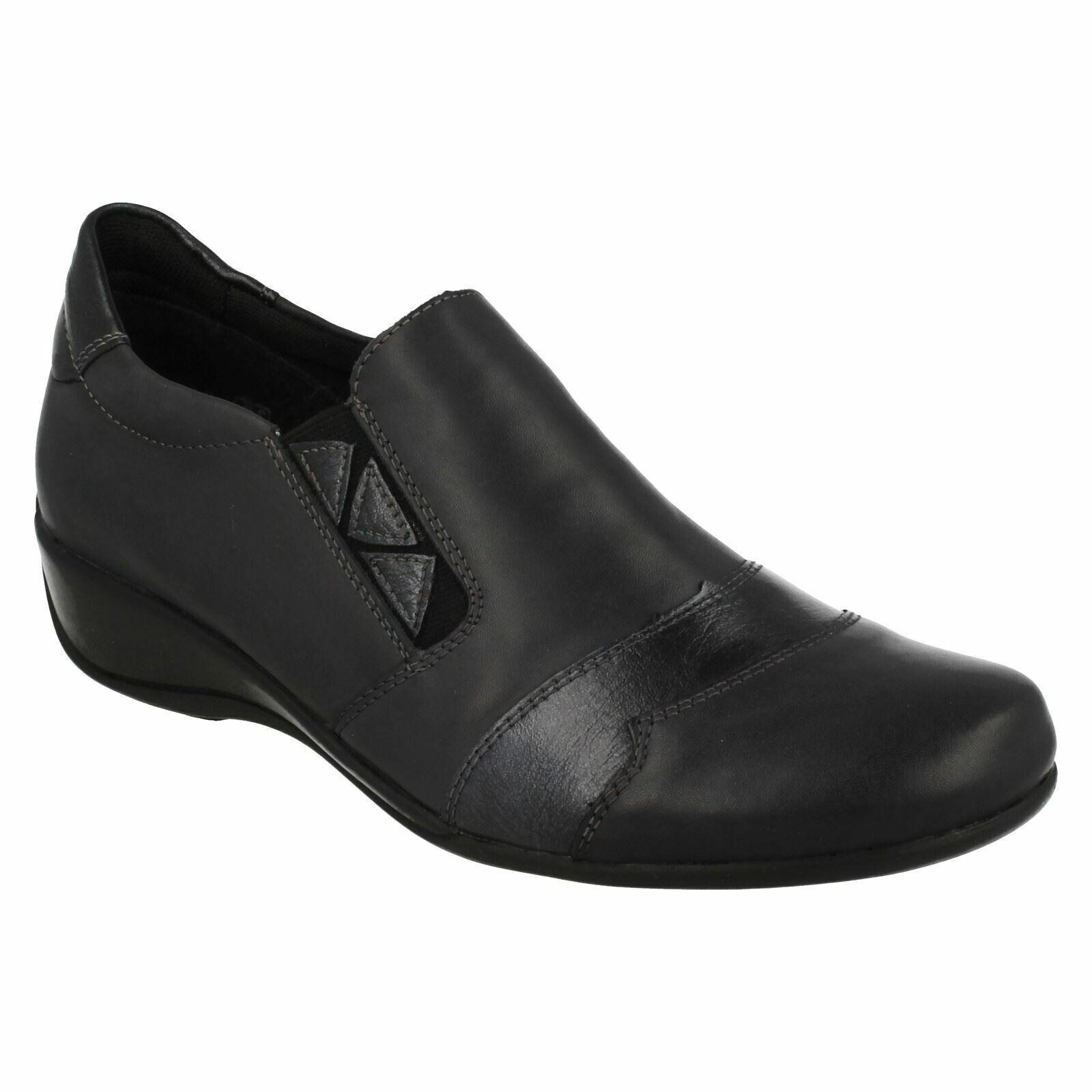 Damen Remonte R9814 Smart Slip auf Alltag Bequem Freizeit Arbeit Flache Schuhe