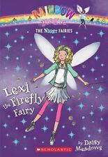 Night Fairies #2: Lexi the Firefly Fairy: A Rainbow Magic Book-ExLibrary