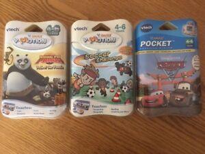 VTech-VSmile-Motion-Pocket-Kung-Fu-Panda-Soccer-Challenge-Pixar-Cars-Games-NEW