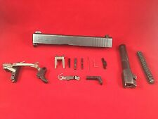 Glock 23 Gen3 Austrian.40 Cal Complete Slide Upper&Lower Parts Kit Poly80 Spec