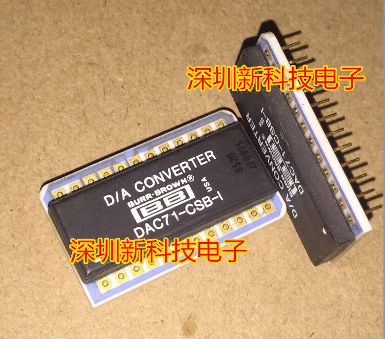 1PCS New MPN DAC71-CSB-I Manufacturer BB Encapsulation DIP-24