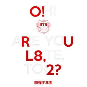 BTS-K-POP-BANGTAN-BOYS-1st-Mini-Album-O-RUL8-2-CD-Poster-Photobook-Photocard