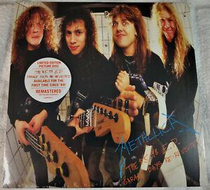 Metallica-5-98-E-P-EP-Vinyl-Picture-Disc-New-Sealed-Megadeth-Pantera