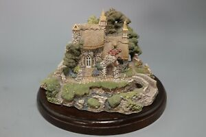 1990-Lilliput-Lane-Cottages-CONVENT-IN-THE-WOODS-Collectible-Houses
