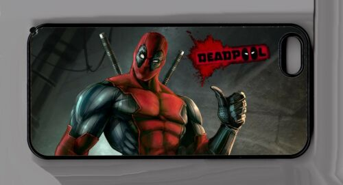 L@@K Wade Winston Wilson Deadpool cell phone or iPod case or wallet