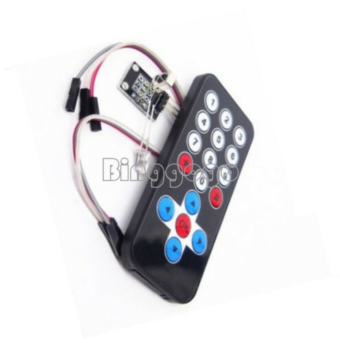 2PCS VS1838 HX1838  TL1838 VS1838B IR Receiver Remote Control for Arduino NEU