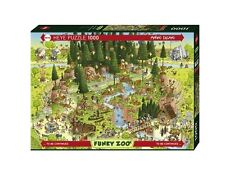 1000 PIECES HEYE JIGSAW PUZZLE HY29638 - Heye Puzzles  Black Forest Habitat