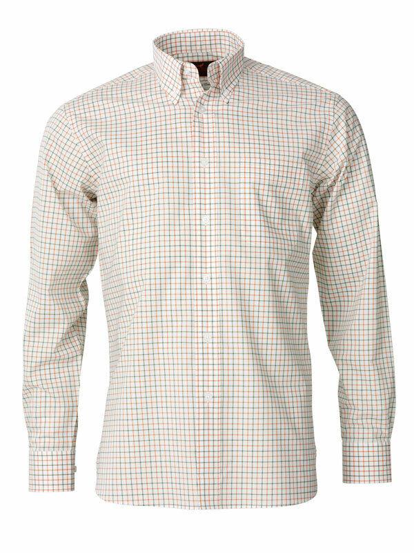 Laksen  Conley Men's Cotton Shirt  factory outlets