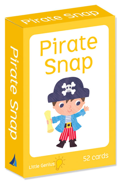 Little Genius Cards Pirate Snap