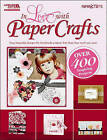 In Love with Papercrafts: Easy Keepsake Designs for Handmade Projects That Show How Much You Care by Leisure Arts Inc (Paperback, 2012)