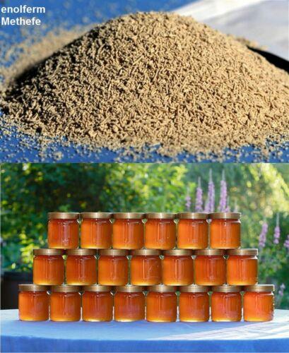 Levadura methefe secos metreinzuchthefe met miel a partir de vino 50 talla
