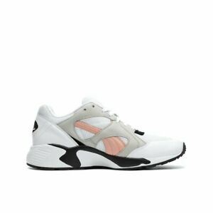 chaussure puma femme noir et rose