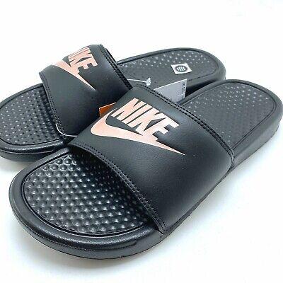 Nike Benassi JDI Slides Sandals Womens