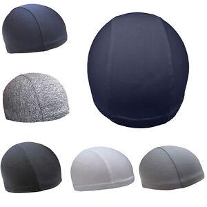 Men-039-s-Quick-Drying-Hat-Cycling-Skull-Cap-Bike-Motorbike-Under-Helmet-Thermal-Kit