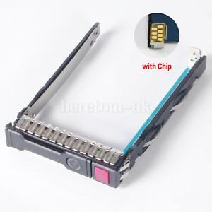 HP 651687-001 HP Gen8 Hard Drive Caddy 2.5 in SSD Tray Proliant ML310e DL380p G8