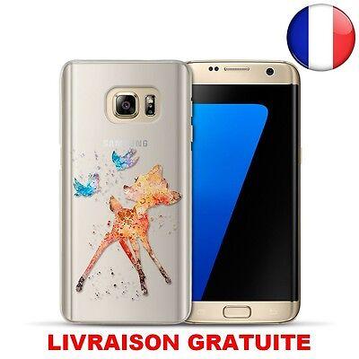 Coque Samsung Galaxy S8 Château Disney