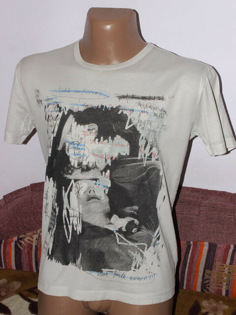 Genuine Mens RAF SIMONS T-Shirt Tee - M - TC01 JR15 1015 - designer