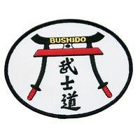 Bushido Martial Arts Patch - 5 P1196