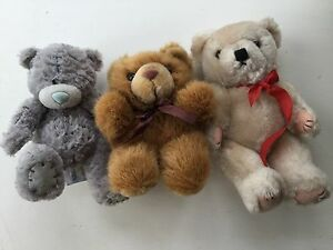 Soft-and-Cuddly-Me-To-You-Teddy-Bear-with-Two-Friends