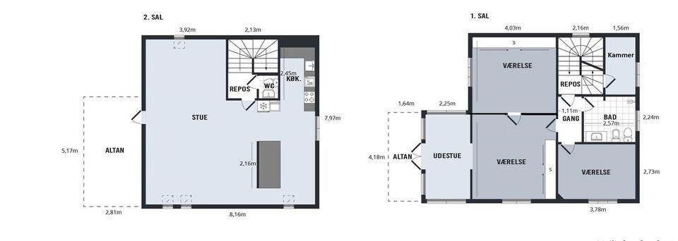 2300 6 vær. lejlighed, 160 m2, Torben Oxes Allé 5 1