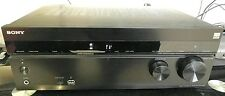 Read: Sony STR-DH750 7.2 Ch AV Home Theater Receiver w/ Bluetooth - For Parts