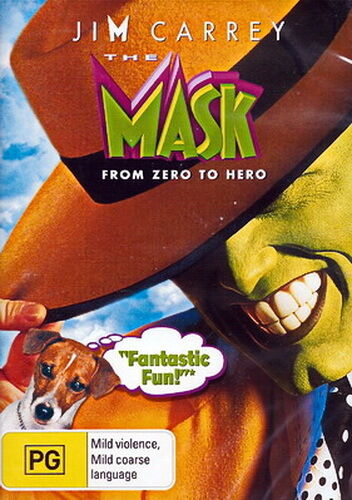 1 of 1 - The Mask - NEW DVD