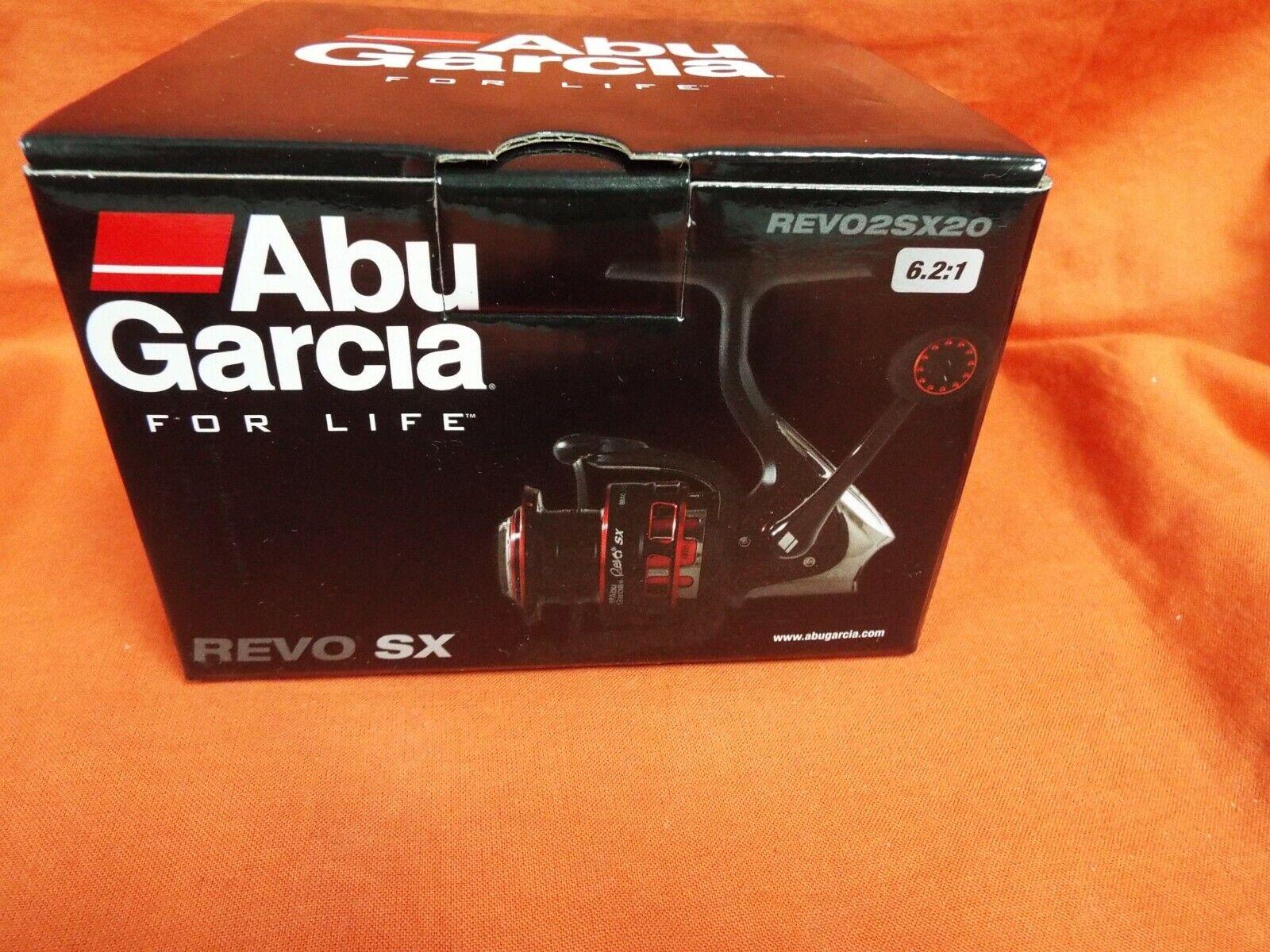 ABU GARCIA REVO SX 20 SPINNING REEL 6.2 1 GR REVO2SX20 1365348
