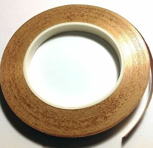 "3/8"" GA Copper Foil Roll 100' for Stained Glass FF6"