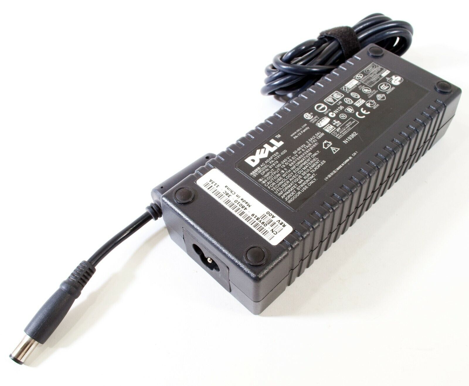 Dell PA-1131-02D AC Adapter 19.5V 6.7A Original Charger I.T.E. Power Supply Q992