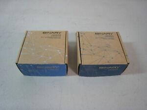 Lot of 2 New Binary B-230-HDSPLTR-1x2 HDMI Splitter Lot free U.S. shipping