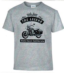 T-Shirt-Moto-Guzzi-California-Bike-Motorrad-Oldtimer-Youngtimer